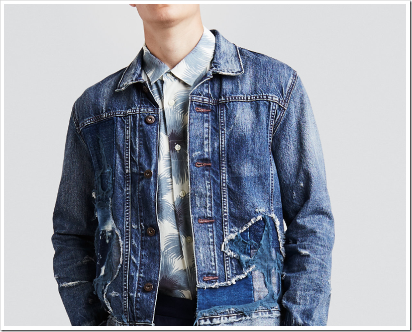 LEVI'S® MADE & CRAFTED® SPRING/SUMMER '18 | Denimsandjeans.com
