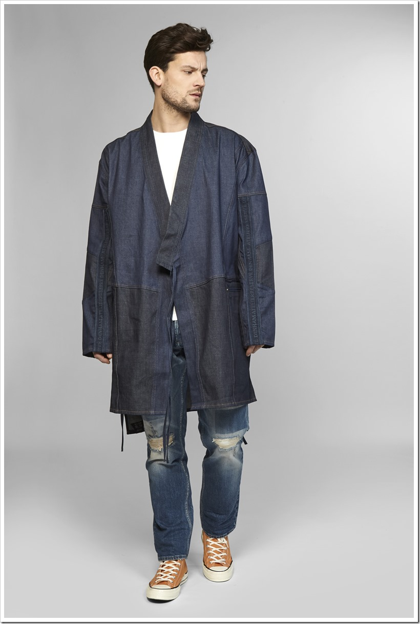 DENHAM x Atelier Reservé 10th Anniversary Collection | Denimsandjeans