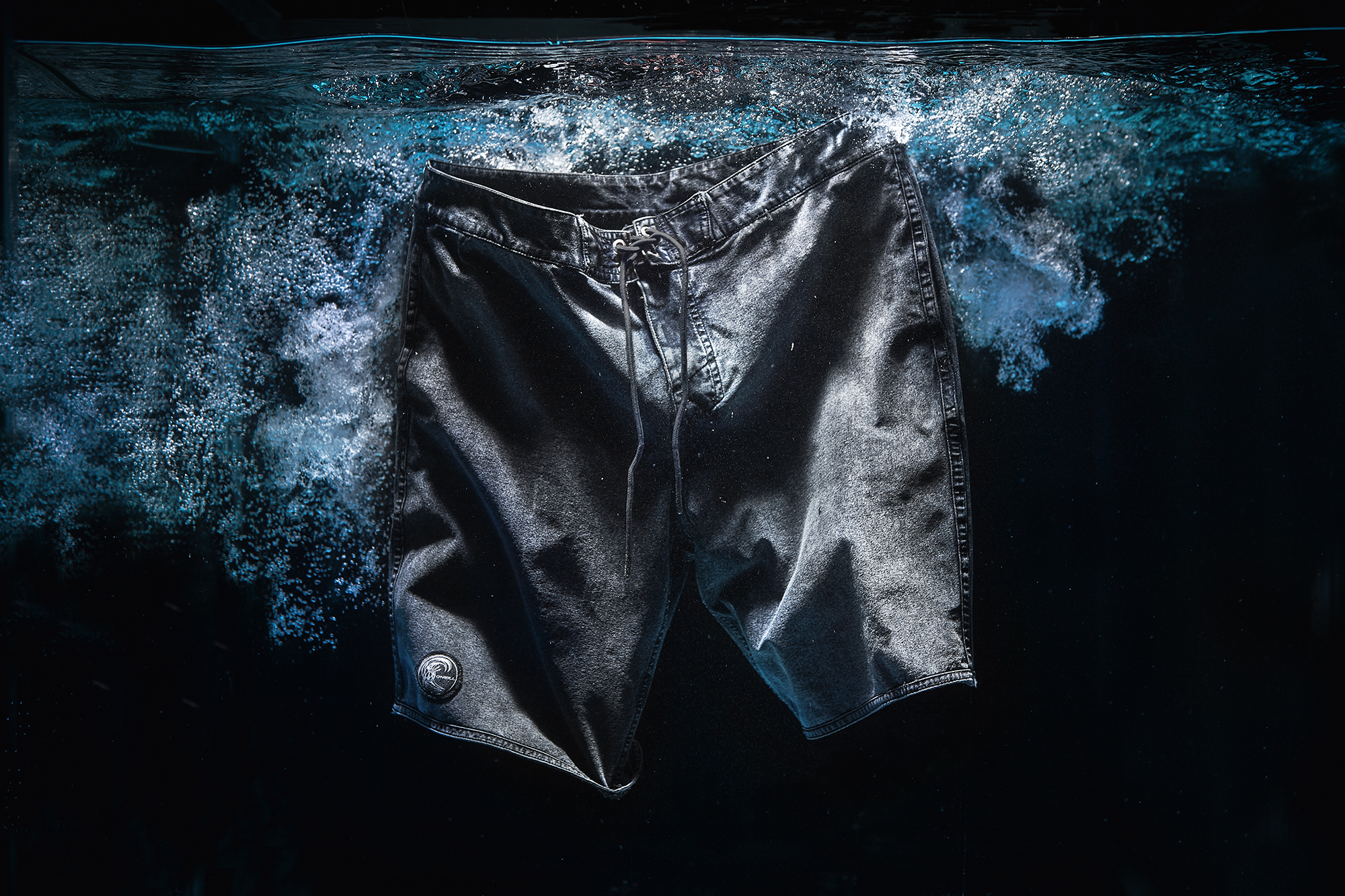 Denim Boardshort By ISKO In Collaboration With O'Neill