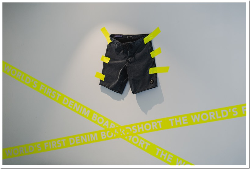 World's 1st Denim Boardshort By ISKO In A Collaboration With O'Neill | Denimsandjeans.com