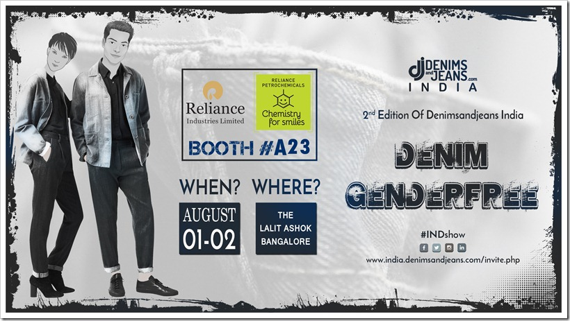 Reliance Booth No A23 IND
