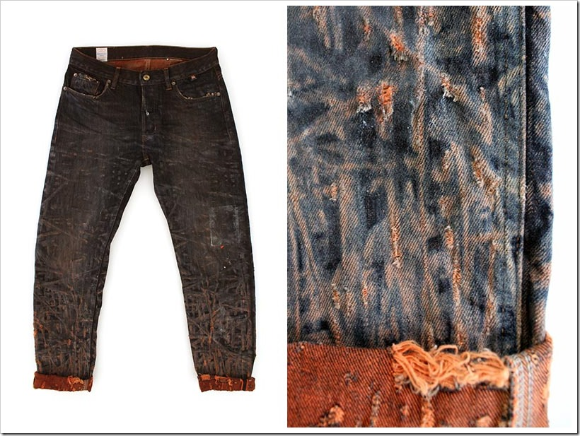 Denim, creativity and reality put on fabric | Denimsandjeans