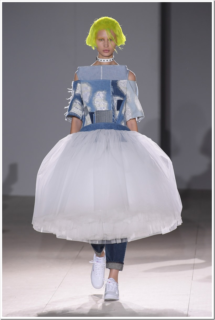 Junya Watanabe's SS'19 Collection | Denimsandjeans