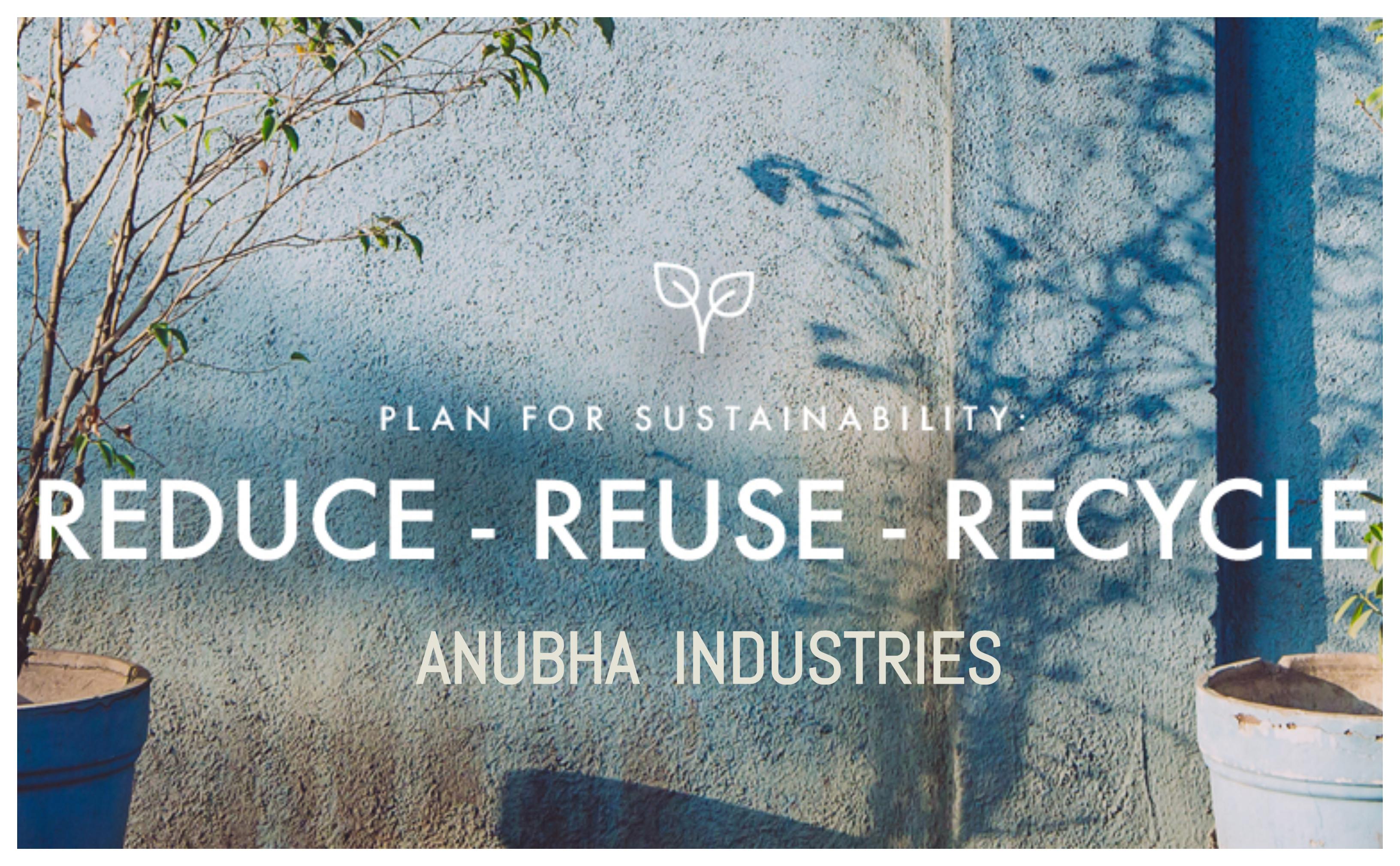 Anubha : Sustainability Efforts By The Exhibitors Of Denimsandjeans: Part II