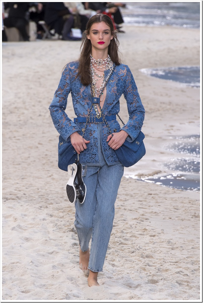 Chanel and Miu Miu : SS 19 Ready - To - Wear | Denimsandjeans