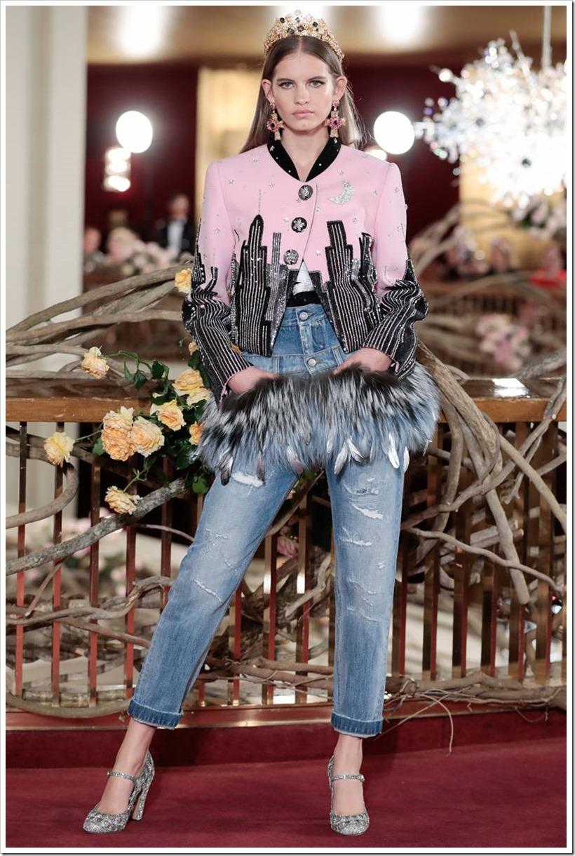 Dolce & Gabbana SS 2019–Denim World | Denimsandjeans