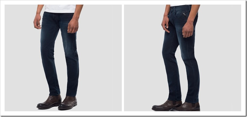 Hyperflex+ Jeans–Halloween Edition By Replay Jeans