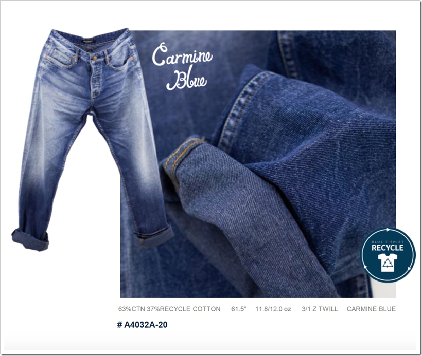 Prosperity Textile – Sustainability Efforts By The Exhibitors Of Denimsandjeans