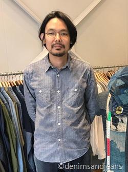 Denimsandjeans Visits FDMTL Japan | Denimsandjeans