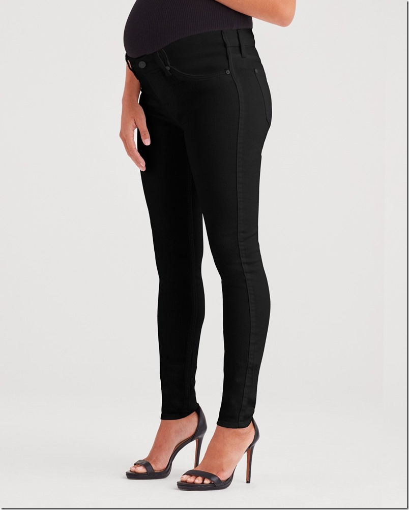 Maternity Denim By 7 For All Mankind | Denimsandjeans