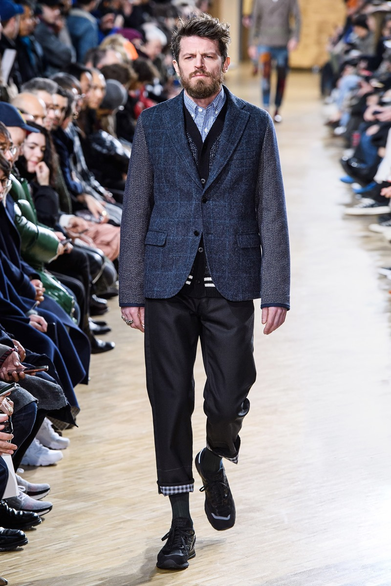 Old Is Gold–Junya Watanabe's Fall 2019 Collection Proves That Once Again | Denimsandjeans