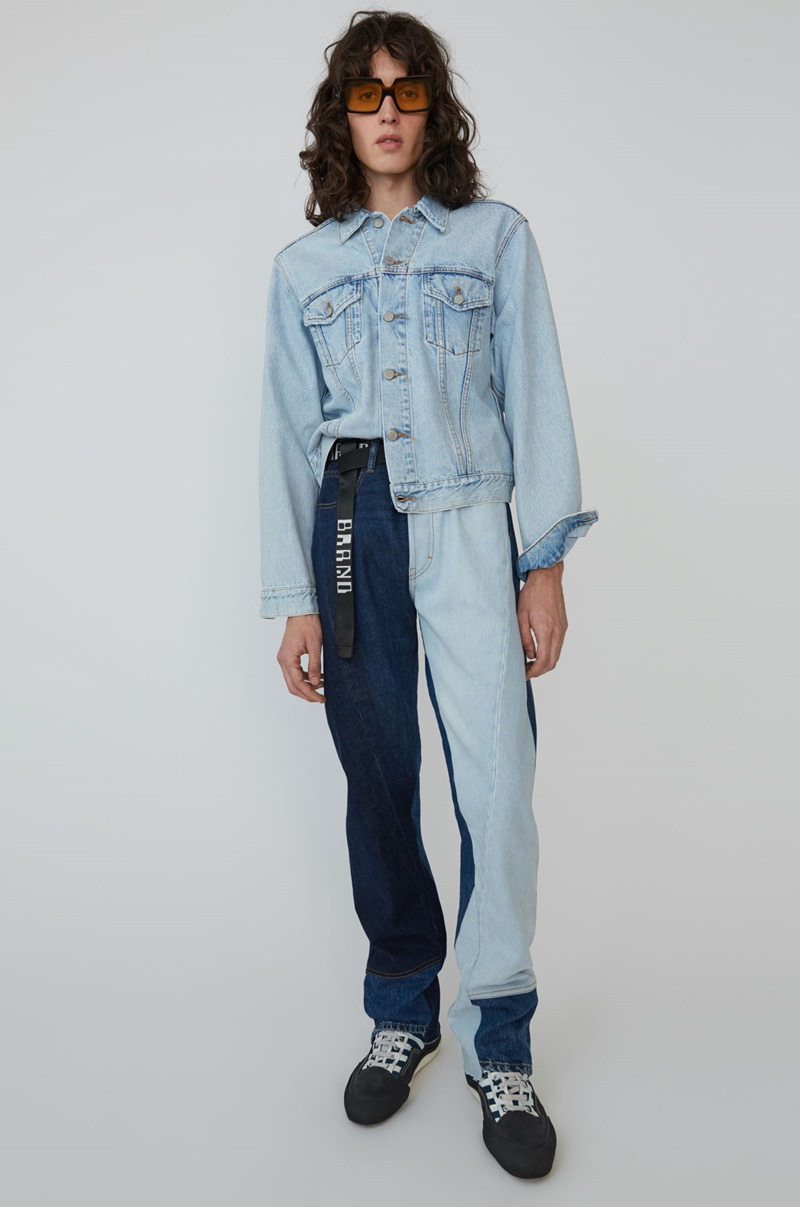 Acne Studios' American Style SS19 Collection | Denimsandjeans