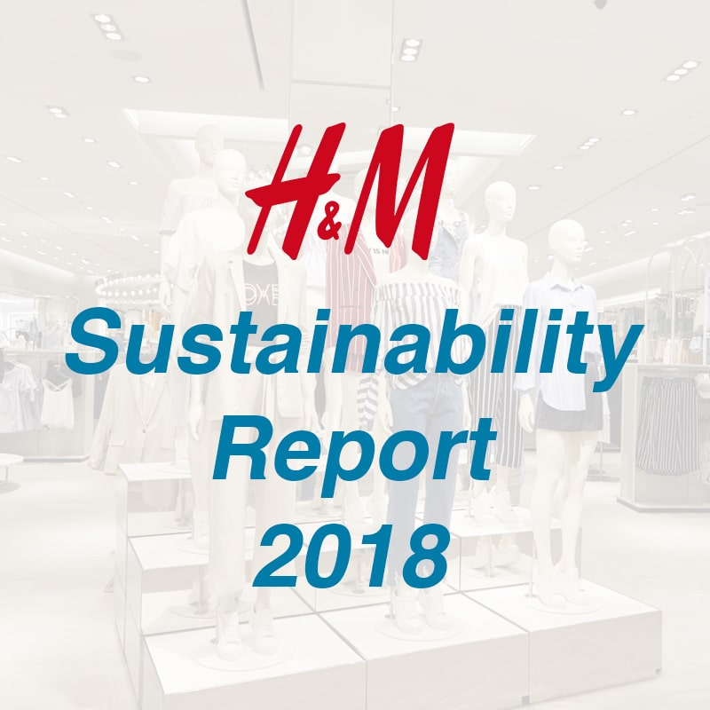 H&M Sustainability Report 2018