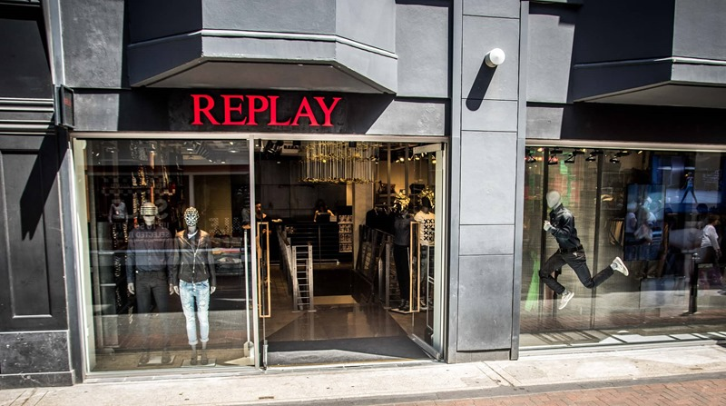REPLAY's Expansion In India By Reliance Brands | Denimsandjeans
