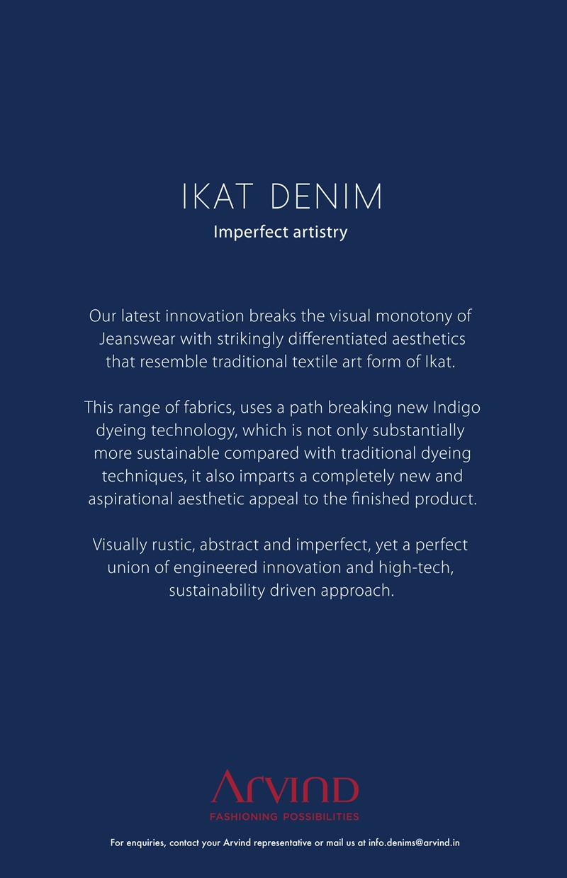 IKAT DENIM flyer