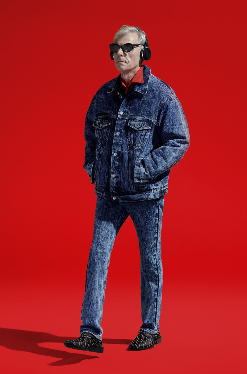 Balenciaga 's Fall 2019 Lookbook | Denimsandjeans