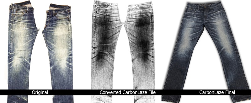 From Picture To Laser–A New Tool By RevoLaze | Denimsandjeans