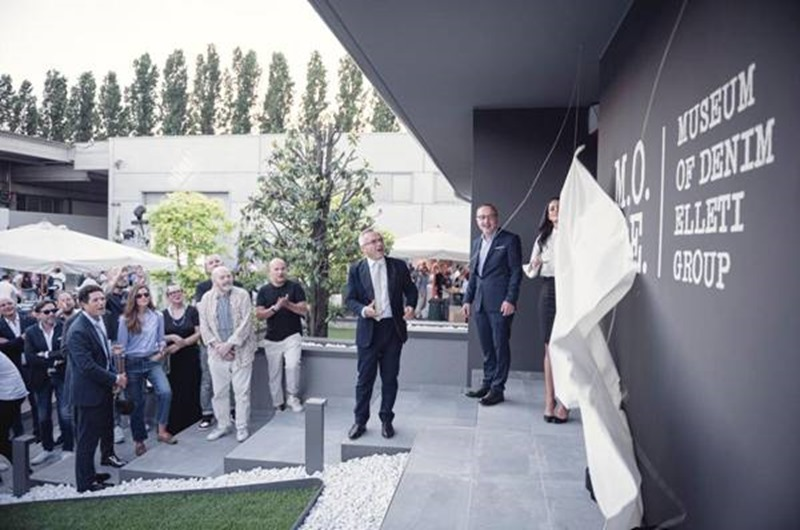 ElleTi Event M.O.D.E. Inauguration – Notes By Mr. Stefano Aldighieri | Denimsandjeans