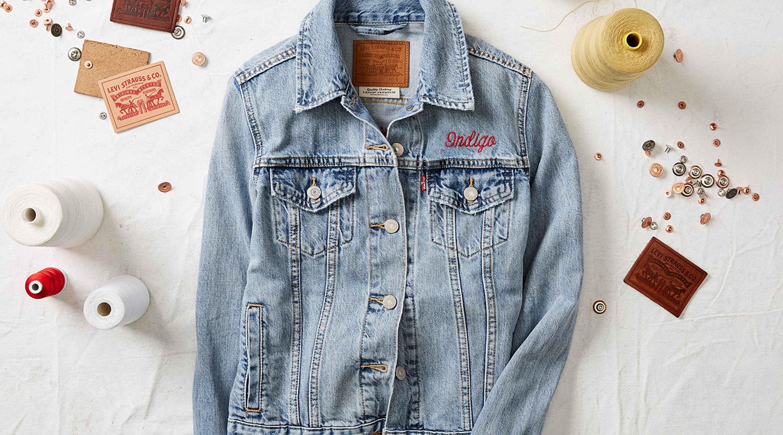 eadb90be Denim Embroidery By Marie Sophie Lockhart - Denim Jeans | Trends ...