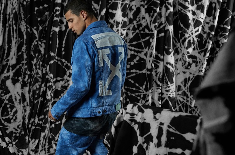"""Chemical Wash"" Collection By Off White X END 
