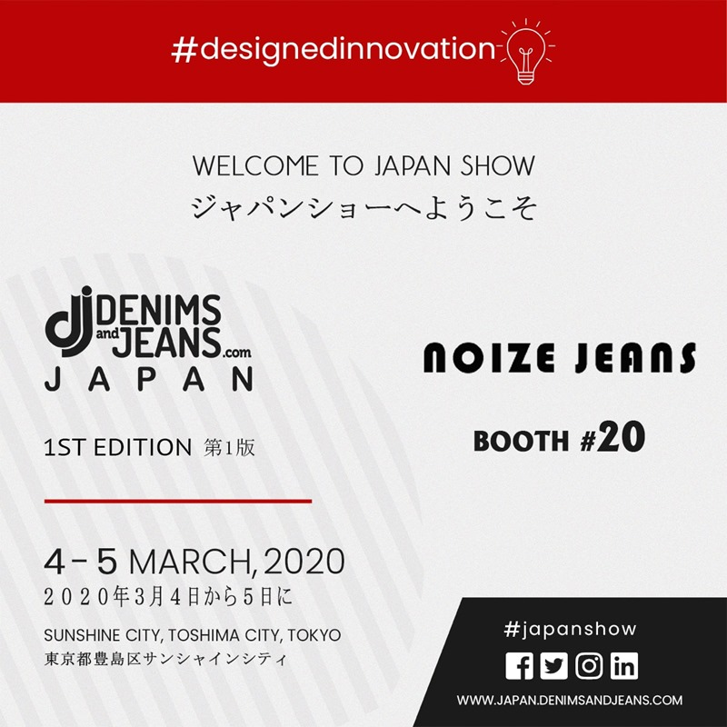 Noize jeans Booth No 20