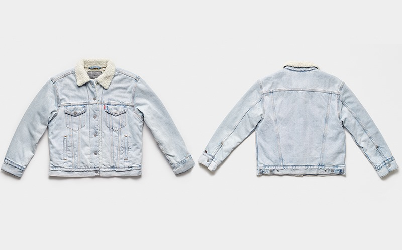Levi's Smart Trucker Jacket Powered By Google | Denimsandjeans