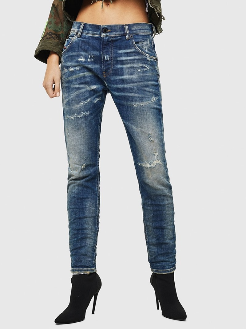 Made To Move - Jogg Jeans Collection By Disel | Denimsandjeans
