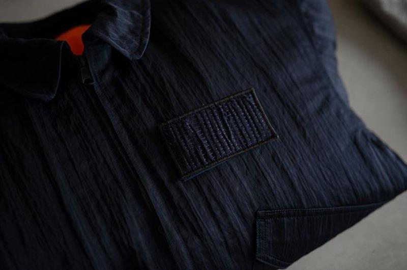 Japanese Sakiori Weave & Boro Patchwork by KUON