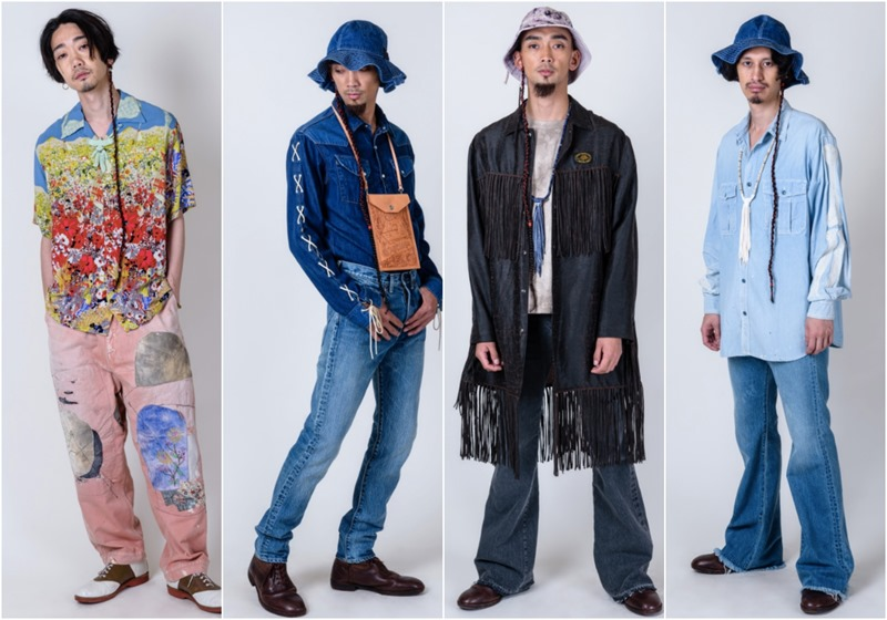 Kapital Japan Launches SS 20 Collection