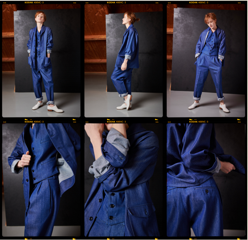 PeppinoPeppino Denim Launches Its 2nd Denim Capsule
