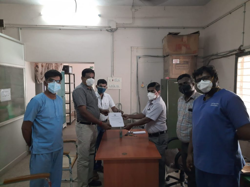Jeanologia Joins Forces For Helping Hospital In India
