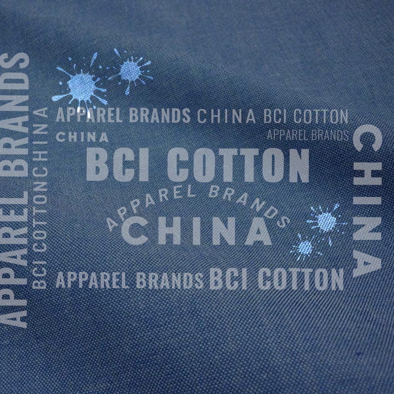 BCI Cotton, Levis and China